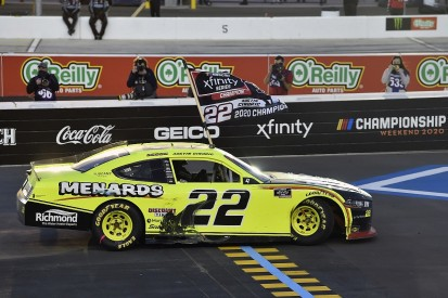 """Daytona 500 """"separate programme"""" to Cindric's other NASCAR races"""