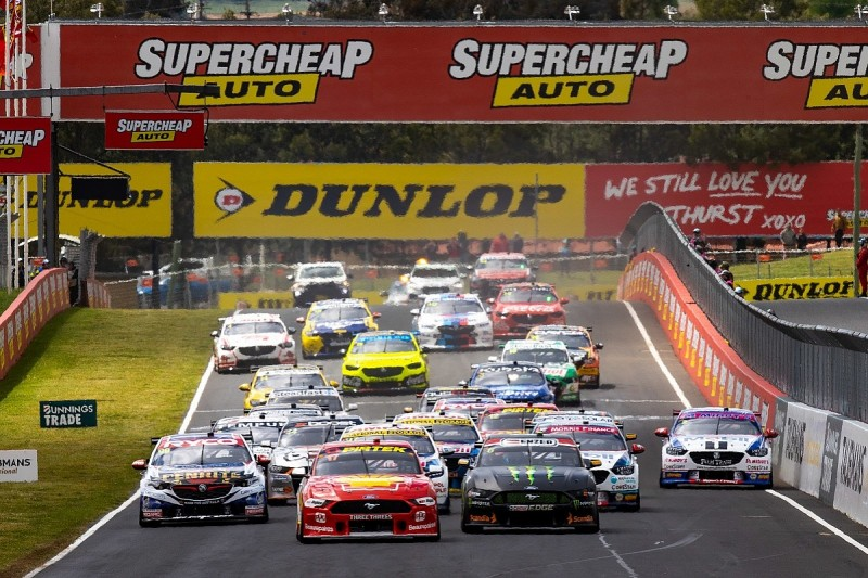 Supercars to use F1-style qualifying system amid plans to expand the grid for 2022