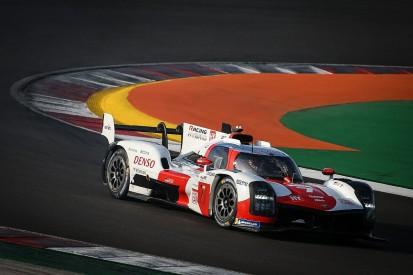 Kobayashi, Nakajima finally test Toyota Hypercar