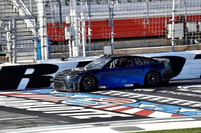 Busch: New NASCAR Next Gen car needs venting and cooling development
