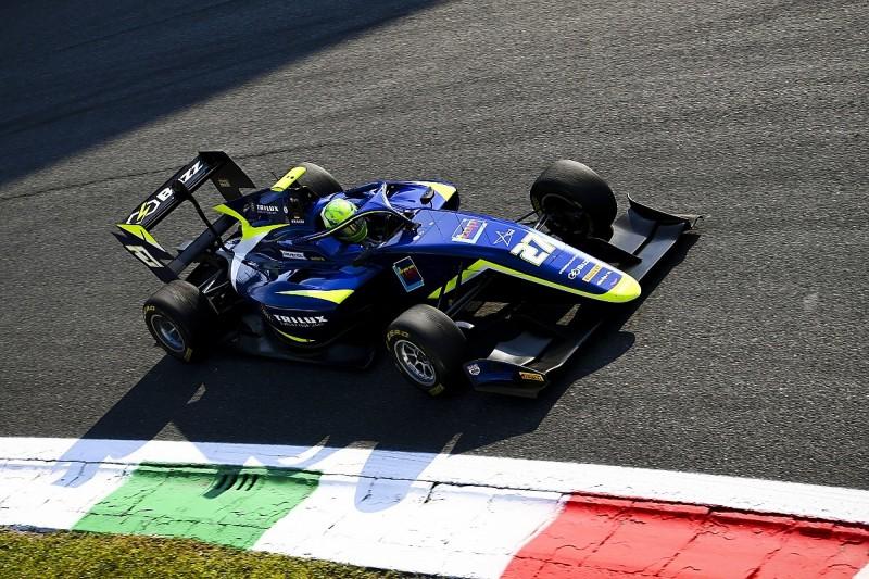 David Schumacher makes FIA F3 switch to Trident