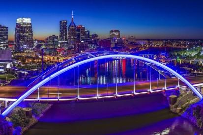Nashville track construction begins ahead of IndyCar debut
