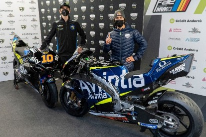 Avintia unveils new-look 2021 MotoGP team with Marini and Bastianini
