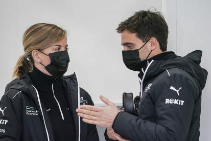 D'Ambrosio enjoying Formula E deputy team boss role as much as racing