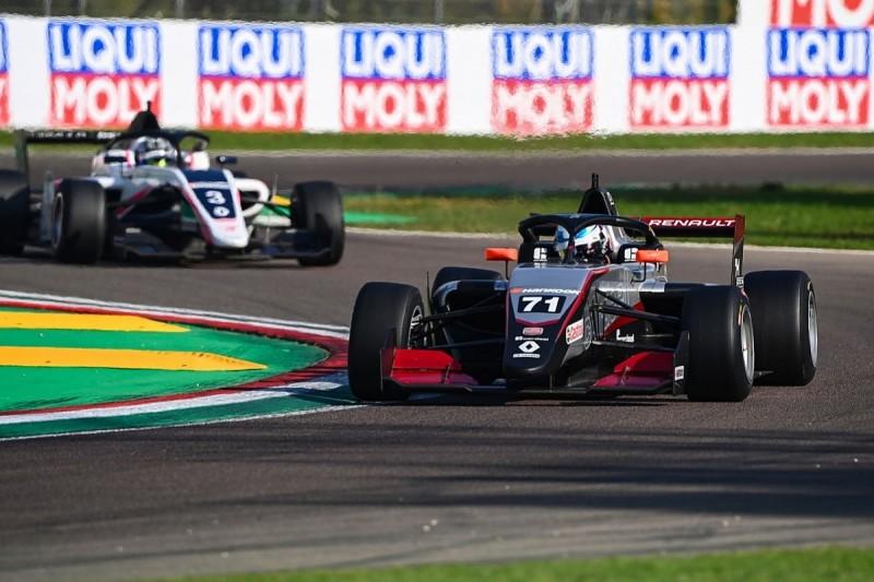 Campos Racing reveals first 2021 FIA F3 recruit