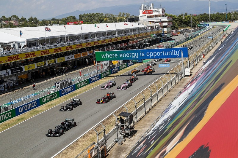 The format shakeup F1 should trial in 2021
