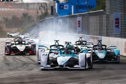 """Eröffnungsrennen der Formel E in Saudi-Arabien """"war nie in Gefahr"""""""