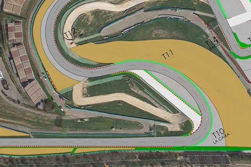 Neue Kurve 10 in Barcelona: FIA gibt Grünes Licht