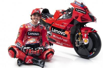 """Francesco Bagnaia: Ducati-Werksteam ist """"größte Herausforderung"""" seines Lebens"""