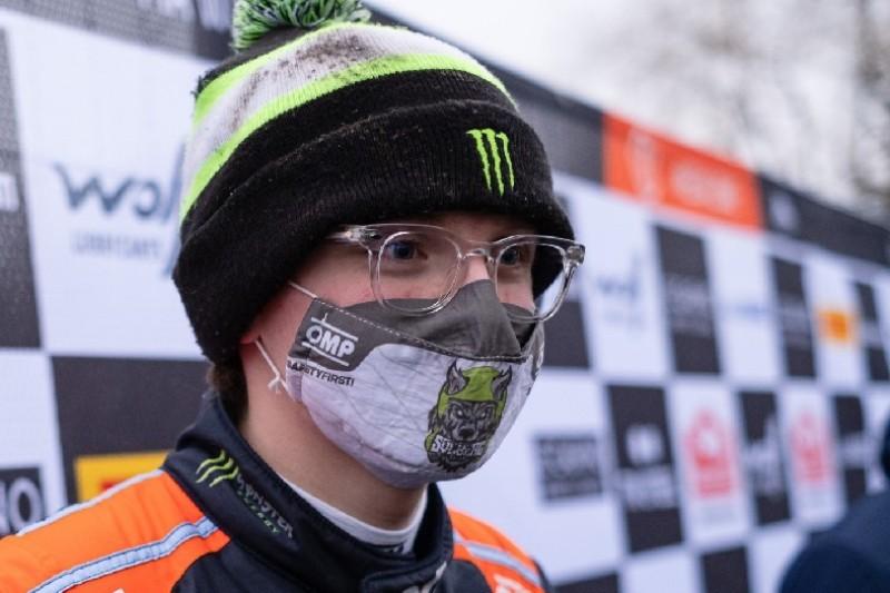 Oliver Solberg: Umstellung auf WRC-Auto einfacher als gedacht