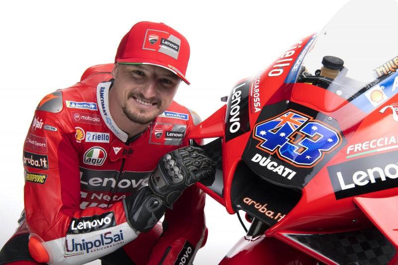 Australier bei Ducati: Miller auf den Spuren seiner Idole Bayliss und Stoner