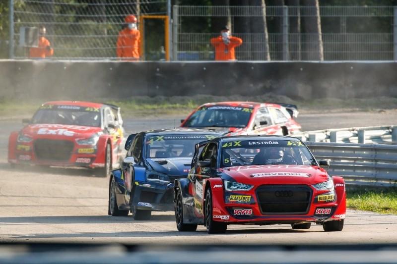 WRC Promoter vermarktet ab sofort auch die Rallycross-WM