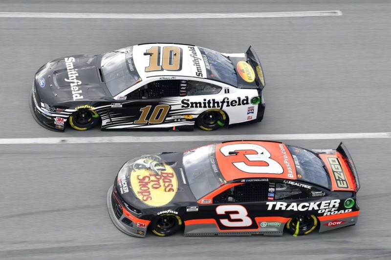 Duels zum Daytona 500: Almirola & Dillon siegen - Startaufstellung steht