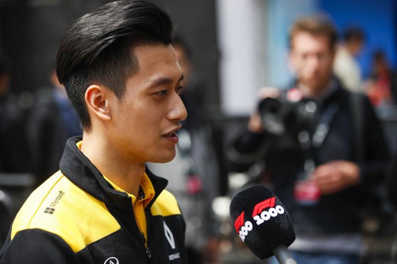 Alpine: Zhou Chinas einzige Formel-1-Chance für 15 bis 20 Jahre