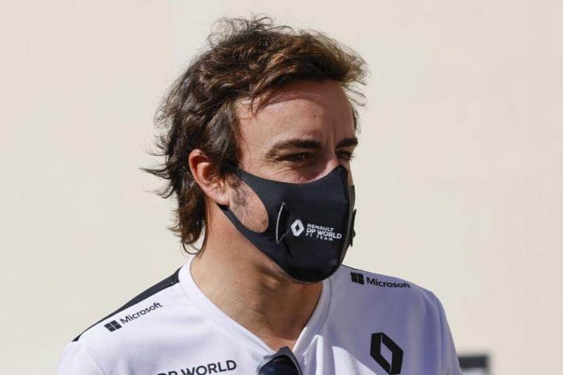 Fernando Alonso: Kieferbruch und Operation nach Fahrradunfall