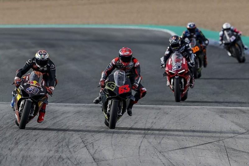 Privater Test: Ducati-Fahrer mit der Panigale in Jerez unterwegs