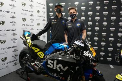 """MotoGP-Rookie Luca Marini: """"Sollte ich vor Vale sein, dann mache ich es gut"""""""