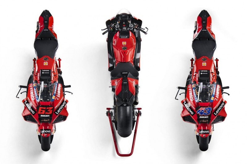 Mehr Fahrer als alle anderen Hersteller: Ducati will MotoGP-Struktur beibehalten