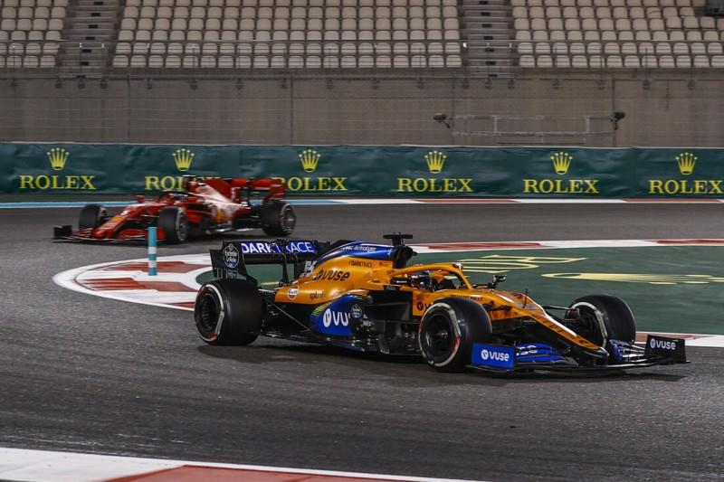 McLaren MCL35M: Das Auto mit den meisten Veränderungen