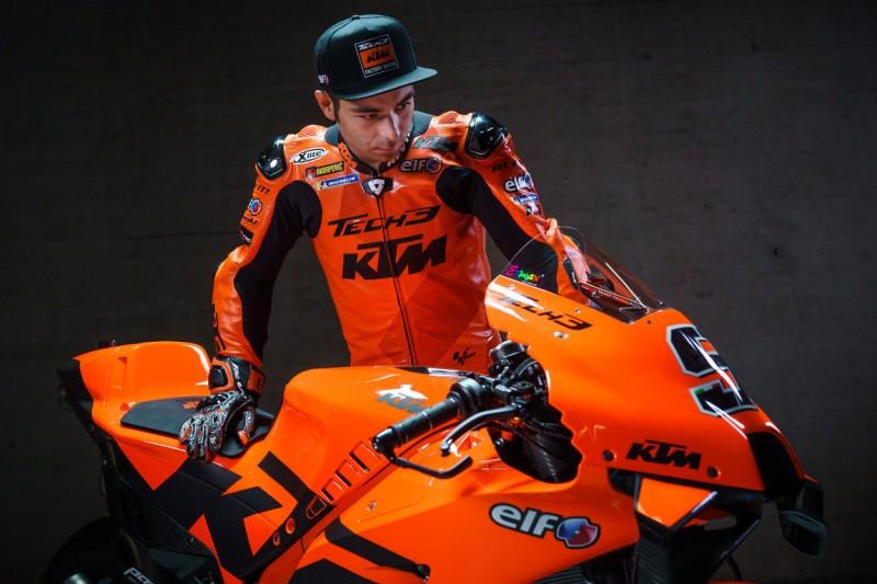 Danilo Petrucci: KTM RC16 funktioniert mit verschiedenen Fahrstilen