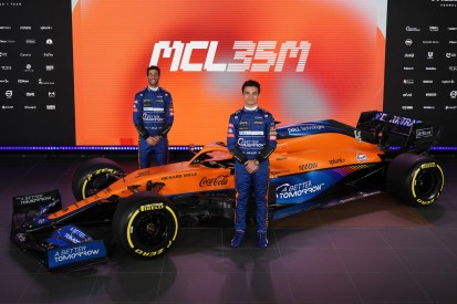 F1-Präsentationen 2021: McLaren gibt Startschuss mit dem MCL35M
