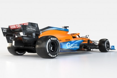 Warum der Mercedes-Stern am McLaren MCL35M fehlt