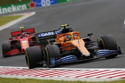Lando Norris: Ferrari als Team nicht viel besser als McLaren