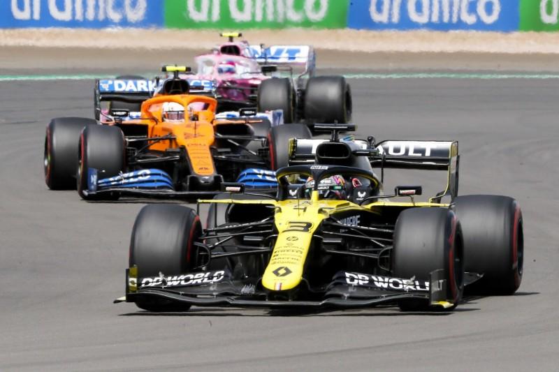 Erstmals seit 2013 kein Renault-Motor: Ricciardo sieht Podestchance