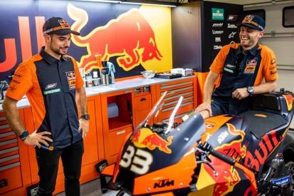 """KTM-Duo Binder und Oliveira: """"Müssen besser mit dem Set-up arbeiten"""""""