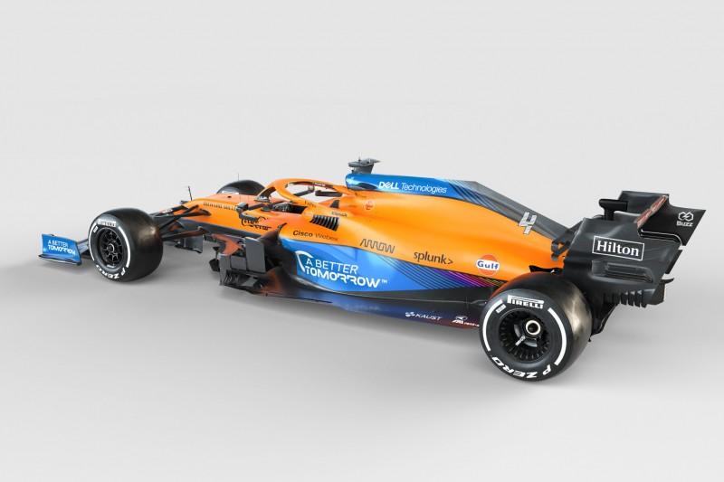 Probleme bei Mercedes? McLaren ist nichts aufgefallen