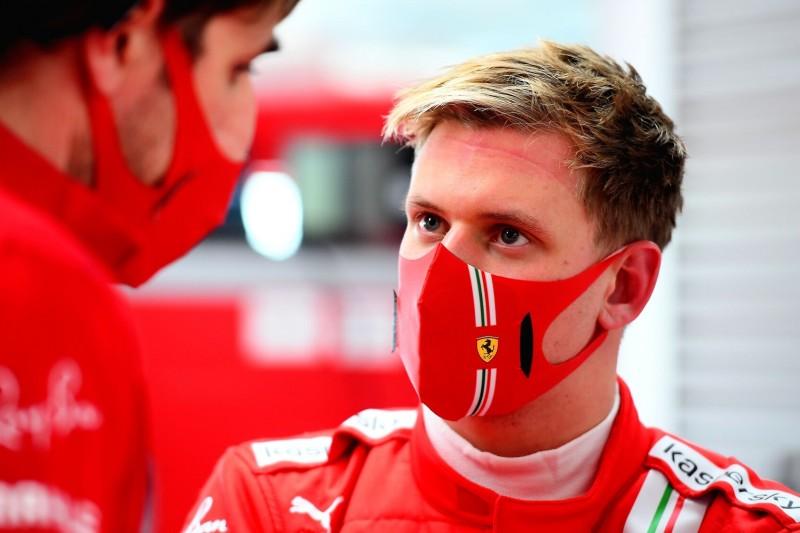 """Mick Schumachers erste Formel-1-Erinnerung: """"Sehr spannend für mich"""""""