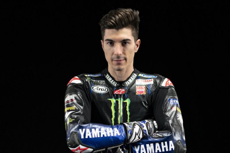 """""""Natürlich bin ich besorgt"""" - Maverick Vinales über Yamaha-Motoren"""