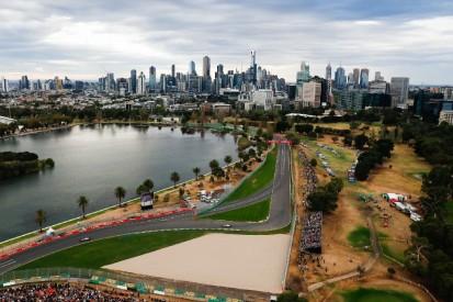 Zeitplan für Änderungen im Albert Park: Neuasphaltierung erst nach GP 2021
