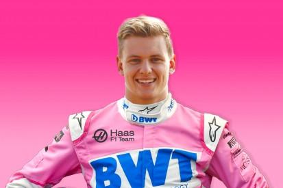 BWT könnte Haas-Sponsor werden: Mick Schumachers Formel-1-Debüt in Pink?