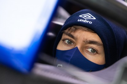 FW43B: Williams absolviert Shakedown in Silverstone