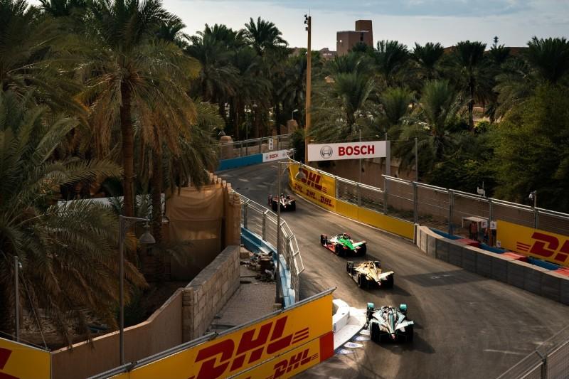 Umzugspläne in Saudi-Arabien: Neuer Austragungsort für die Formel E?