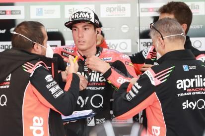 Test in Jerez: Aleix Espargaro unterbietet Rennrekord von Marc Marquez