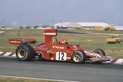 Alesi und Arnoux fahren in Monaco Formel-1-Ferrari von 1974