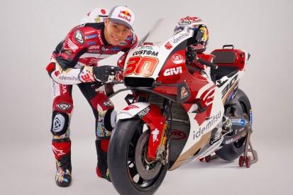 MotoGP 2021: LCR-Honda präsentiert Takaaki Nakagami