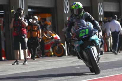Yamaha erklärt: Warum Franco Morbidelli bei älterer Spezifikation bleibt