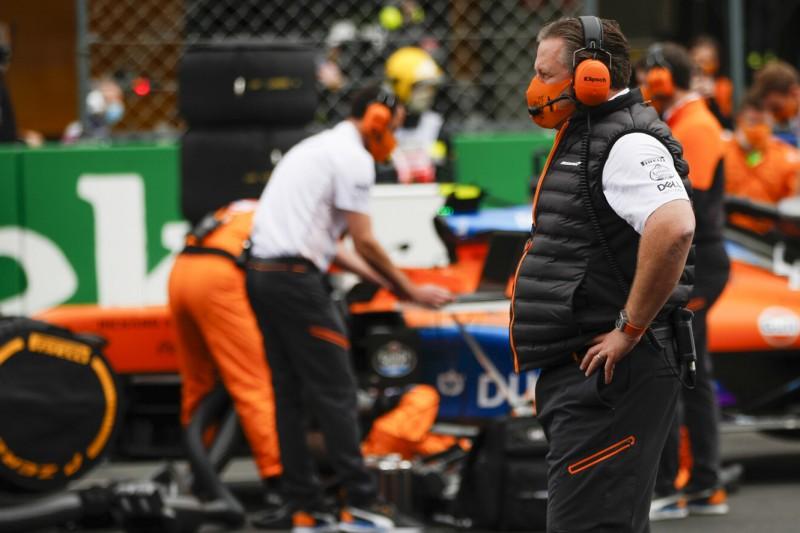 """Coronavirus: McLaren erwartet 2021 """"einfachere"""" Formel-1-Saison als 2020"""