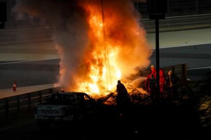 Romain Grosjean: Fahrer haben Feuerunfälle verdrängt