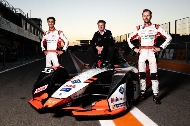 Audi: Mit neuem Antriebsstrang zum Titel in letzter Formel-E-Saison?