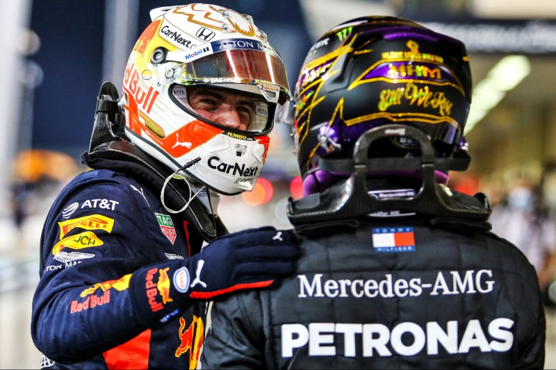 """Toto Wolff: Red Bull 2021 """"doppelte Herausforderung"""" für Mercedes"""