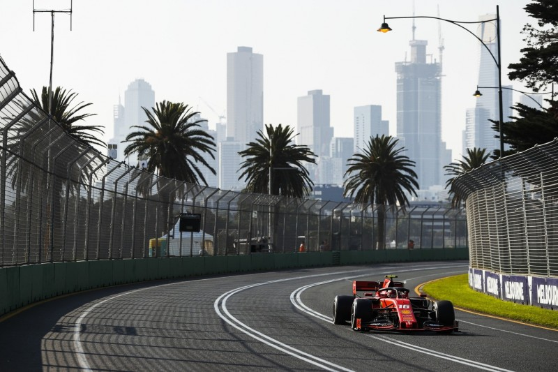 Rennkalender 2022: Australien diskutiert Termintausch zwischen F1 und MotoGP
