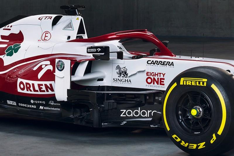 Alfa Romeo plant frühe Saison-Updates für den neuen C41