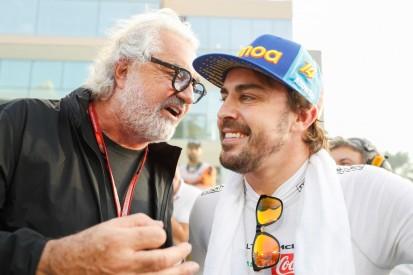 """Briatore an Alonso: """"Wenn du nicht aufhörst, sperre ich dich in die Garage"""""""