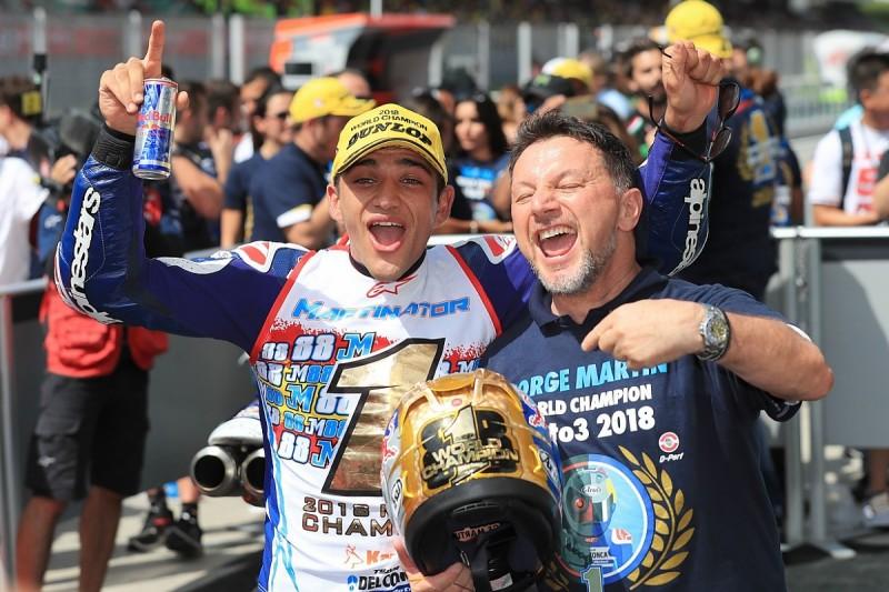 MotoGP paddock pays tribute to the late Fausto Gresini