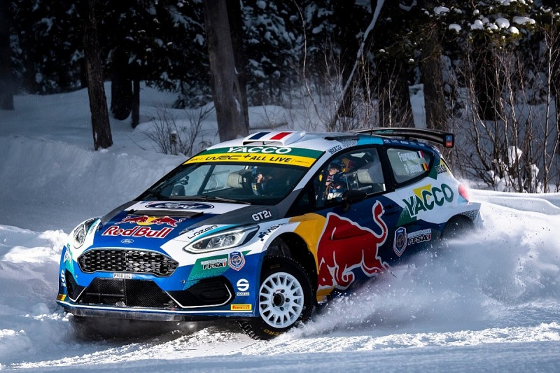 Fourmaux to graduate to top WRC division in Croatia with M-Sport and Red Bull