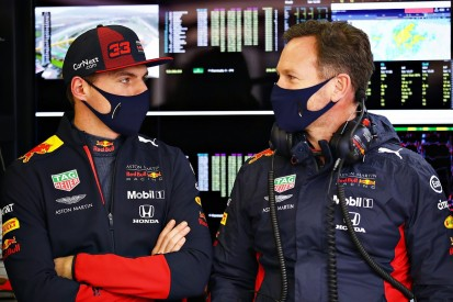 Horner: Red Bull ignoring Verstappen/Mercedes 2022 speculation